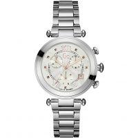 femme Gc Lady Chic Chronograph Watch Y05010M1