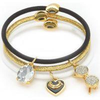 Juicy Couture Jewellery Charmy Elastics Hair Elastics JEWEL