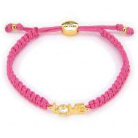 femme Juicy Couture Jewellery Love Juicy Cord Bracelet Watch GJW31-673
