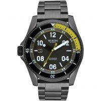 Mens Nixon The Descender Watch