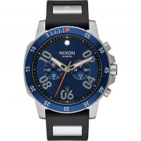 Herren Nixon The Ranger Chrono Sport Chronograf Uhr