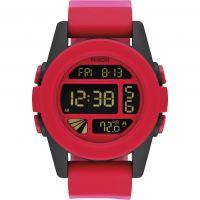 homme Nixon The Unit Alarm Chronograph Watch A197-1488