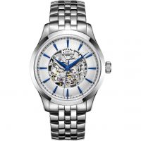 homme Rotary Mecanique Skeleton Watch GB05032/06