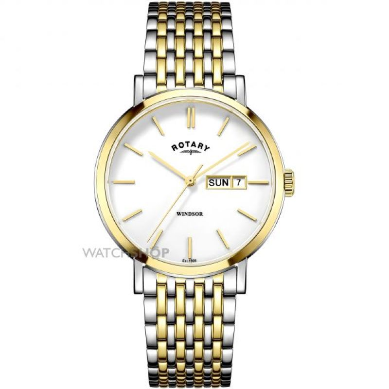 Mens Rotary Windsor Watch GB05301/01
