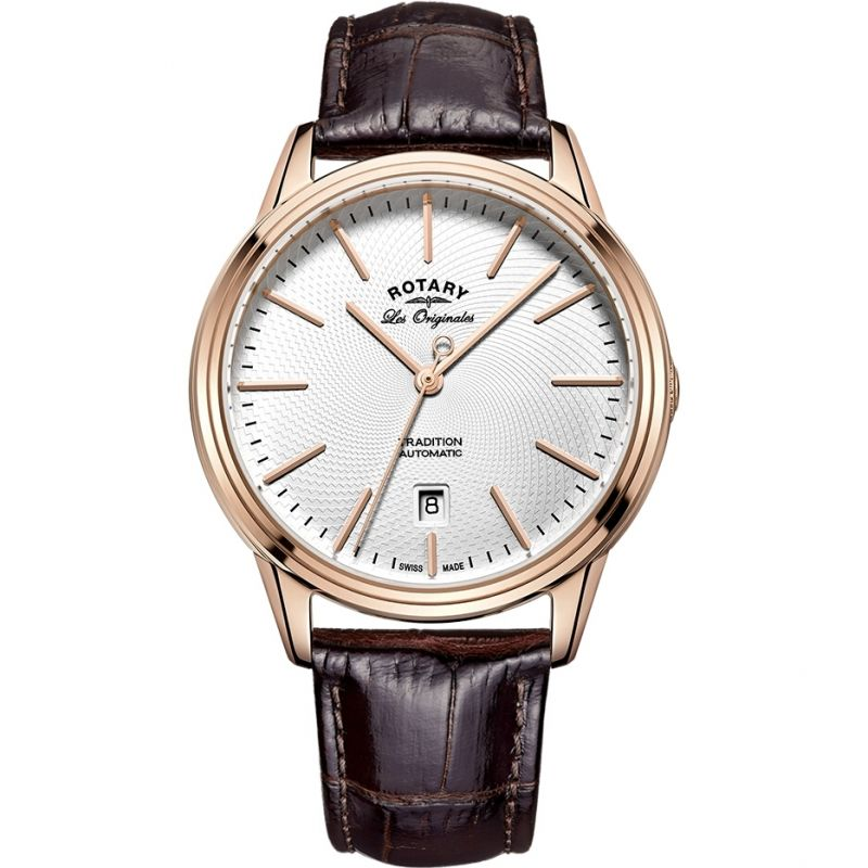homme Rotary Swiss Made Tradition Watch GS90164/02