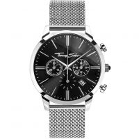 Herren Thomas Sabo ewig Rebel Chronograf Uhr
