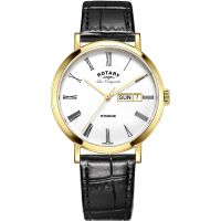 Mens Rotary Swiss Made Windsor Quartz Watch