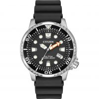 Herren Citizen Promaster Divers Eco-Drive Watch BN0150-28E