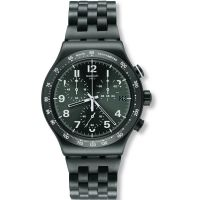 Hommes Swatch Destination Manhattan Chronographe Montre
