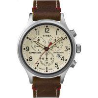 Herren Timex Expedition Chronograph Watch TW4B04300