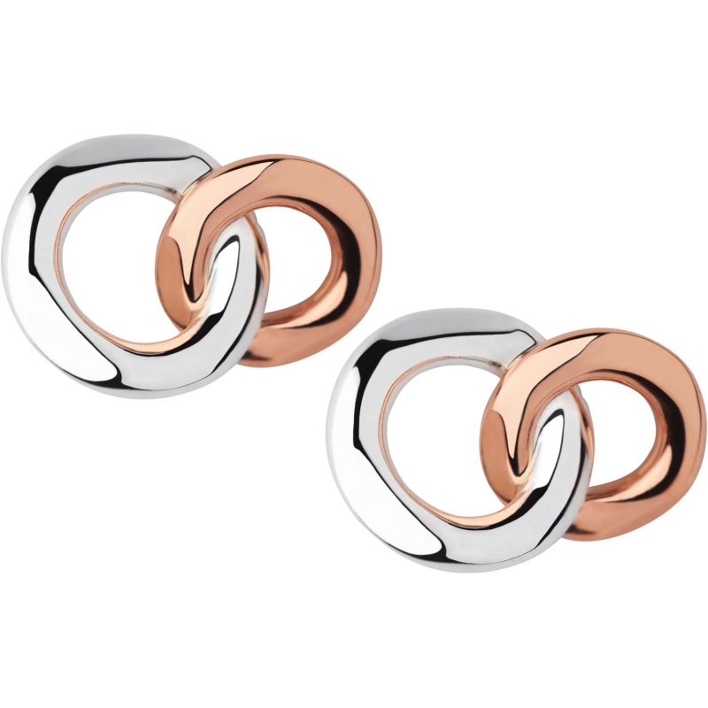 Ladies Links Of London Sterling Silver 20 20 Earrings 5040.2544