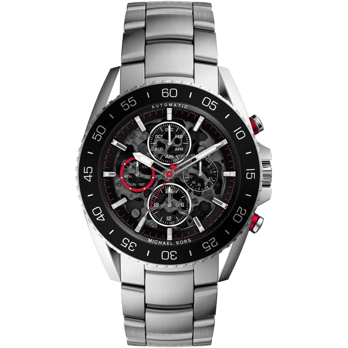 Gents Michael Kors Jet Master Watch MK WatchShopcom - Invoice sample word michael kors outlet online store