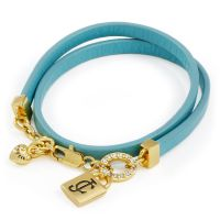 femme Juicy Couture Jewellery JC PADLOCK BRACELET Watch WJW809-340