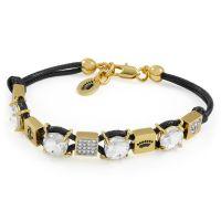 femme Juicy Couture Jewellery CUBE BRACELET Watch WJW802-001