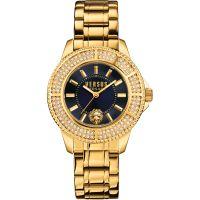 Damen Versus Versace Tokyo Kristall Uhr