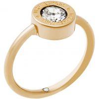Damen Michael Kors PVD Gold überzogen Ring Größe O