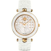 femme Versace Vanitas Ceramic 40 Mm Watch VAO030016