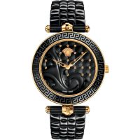 Damen Versace Vanitas Ceramic 40 Mm Watch VAO040016