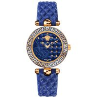 Damen Versace Micro Vanitas 30 Mm Watch VQM090016