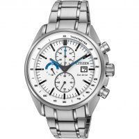 Mens Citizen Drive Chronograph Eco-Drive Watch