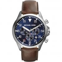Herren Michael Kors Gage Chronograph Watch MK8362