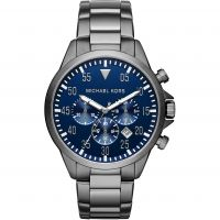 Mens Michael Kors Gage Chronograph Watch