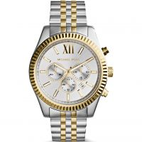 Hommes Michael Kors Lexington Chronographe Montre