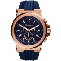 Herren Michael Kors Dylan Chronograph Watch MK8295