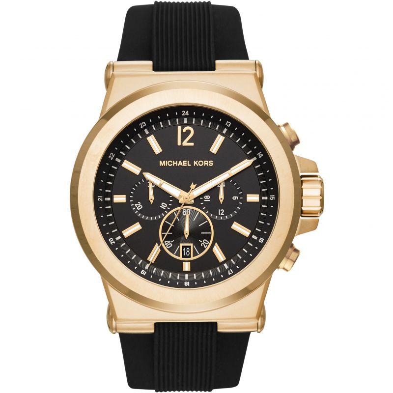 homme Michael Kors Dylan Chronograph Watch MK8445