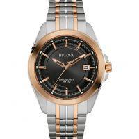 Herren Bulova Precisionist Uhr