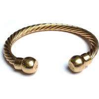 Icon Brand Base metal Premium Recoiled Bangle