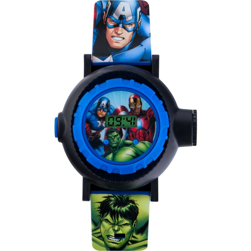 Childrens Disney Avengers Watch AVG3536
