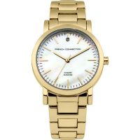 femme French Connection Diamond Watch FC1250GM