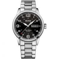 Mens Hugo Boss Pilot Vintage Watch