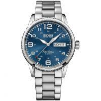 Herren Hugo Boss Pilot Vintage Watch 1513329
