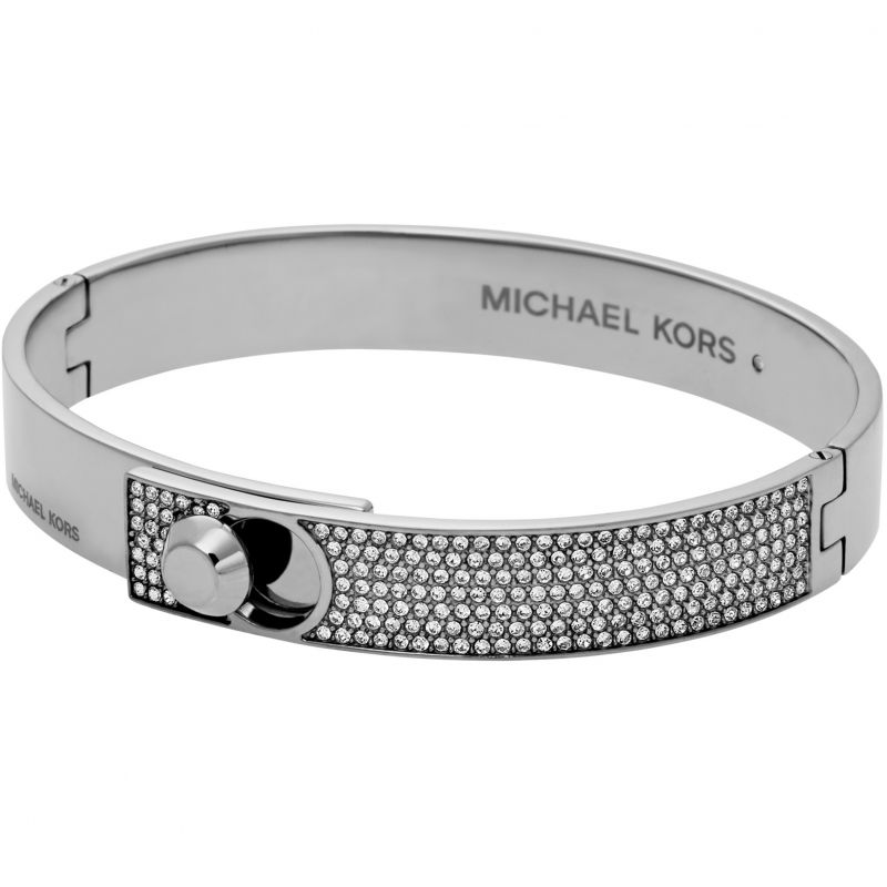 Ladies Michael Kors Stainless Steel Chains And Elements Bangle MKJ4903040