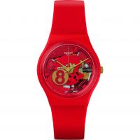 Unisexe Swatch Originals Homme -Eight For Luck Montre