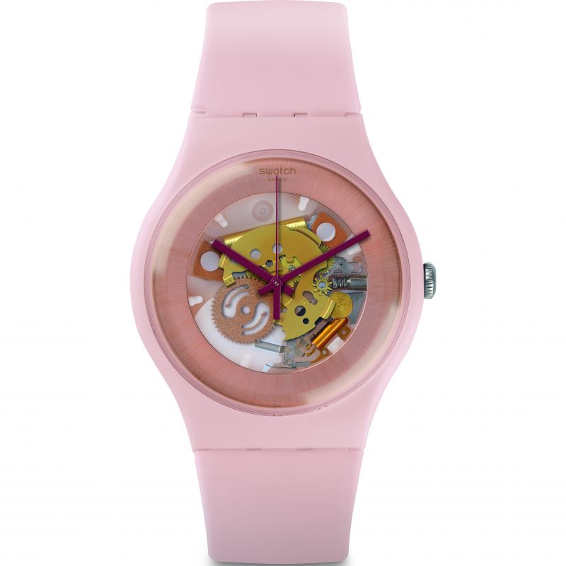 Ladies Swatch New Gent -Shades Of Rose Watch SUOP107