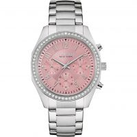 Damen Caravelle New York Chronograph Watch 43L191