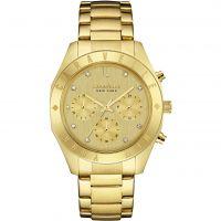 femme Caravelle New York Chronograph Watch 44L213