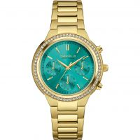 Damen Caravelle New York Chronograph Watch 44L215