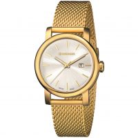 Mens Wenger Urban Classic Vintage Watch