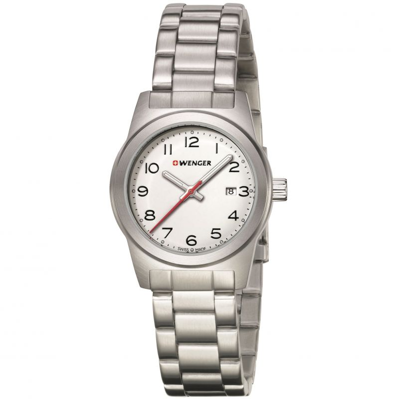 Mens Wenger Field Color Watch 010411134