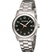 Mens Wenger Field Color Watch