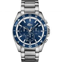 homme Lacoste Westport Chronograph Watch 2010856