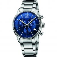 homme Calvin Klein CITY Chronograph Watch K2G2714N