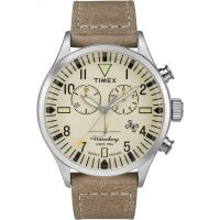 homme Timex The Waterbury Chronograph Watch TW2P84200