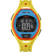 homme Timex Indiglo Ironman Alarm Chronograph Watch TW5M01500