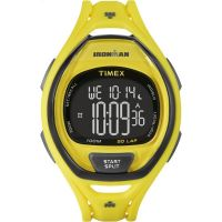 Herren Timex Indiglo Ironman Alarm Chronograph Watch TW5M01800