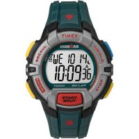 homme Timex Indiglo Ironman Alarm Chronograph Watch TW5M02200